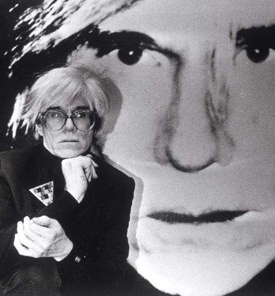 Andy-Warhol-autoritratto